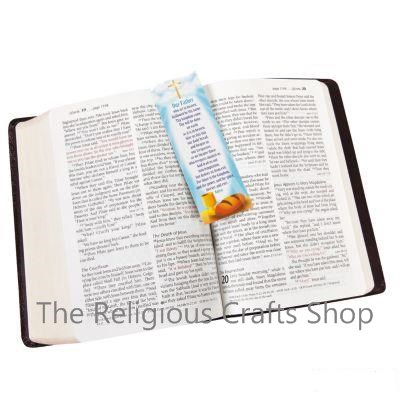 Lords Prayer Bookmark