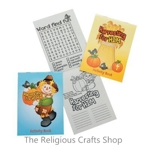 Harvest Inspirational Activity Book:  1 unit