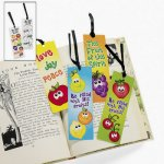 Fruit of the Spirit Bookmarks and Stickers - 12 Pack