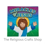 Miracles of Jesus Reading Book - 1 unit