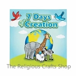 7 Days of Creation Story Book