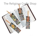 Faith Hunter Camouflage Bookmarks - Pack of 12