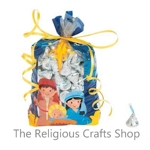 Nativity Cellophane Bags:  Pack of 12