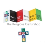 Rubber Cross with Gift Card Handout - 1 Unit