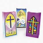 Inspirational Easter Bags - Pack of 12