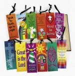 Christian Bookmark - 1 unit