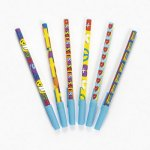 Christian Colourful Pen - 1 unit
