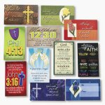 Expressions of Faith Plastic Wallet Card - 1 card