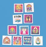 Easter Inspirational Tattoos - 12 pack