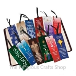 Christmas Message Bookmark - 1 unit
