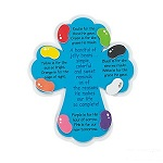 Jelly Bean Prayer Craft - 12 Pack