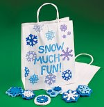Snowflake Stamps - large size