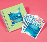 Make an Under the Sea Sticker Scene - 12 sheets