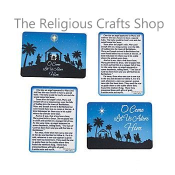 Nativity Story Gift Card - 1 item