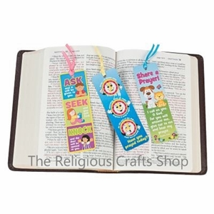 Prayer Bookmarks - Pack of 12