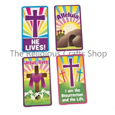 Christian and religious crafts supplies and gift for sunday easter plastic wallet card with a bible quotation negle Gallery