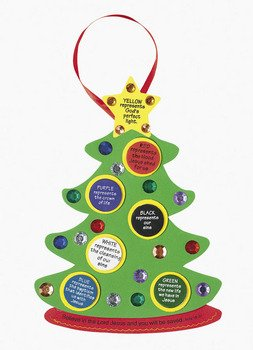 Christian And Religious Crafts Supplies And T For Sunday  - Is A Christmas Tree Religious