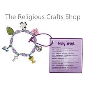 Holy Week Bracelet Craft - 1 unit