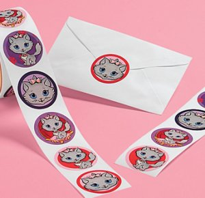 Kitty Cat Stickers - 50 stickers