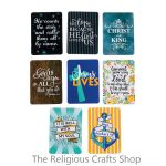 Expressions of Faith Plastic Wallet Card:  1 card
